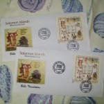 """Celebrating Bible Translation"" First Day Covers"