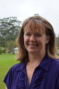 Mrs. Bowers, Sarah's choir director