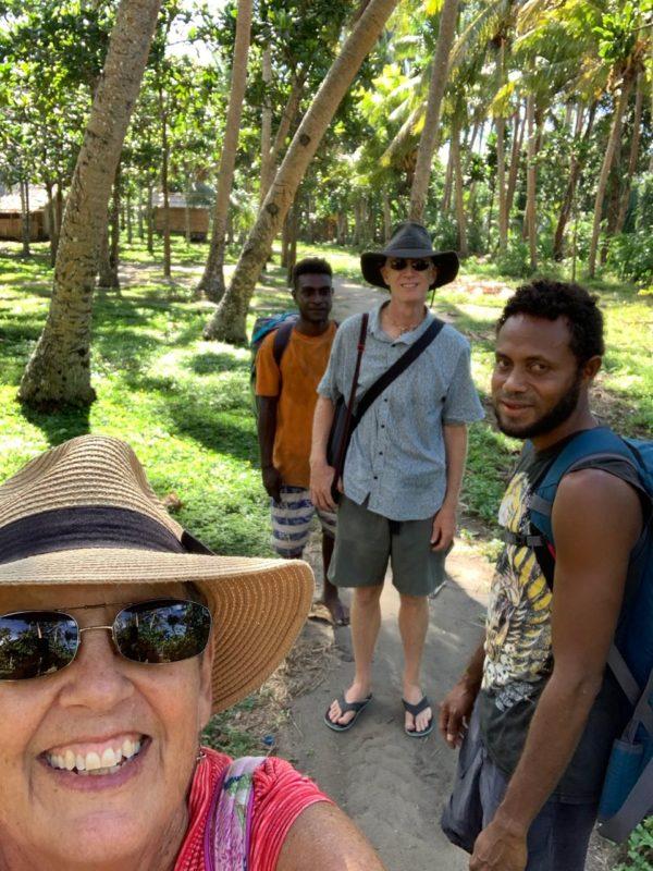 Savo Island Alphabet Tour